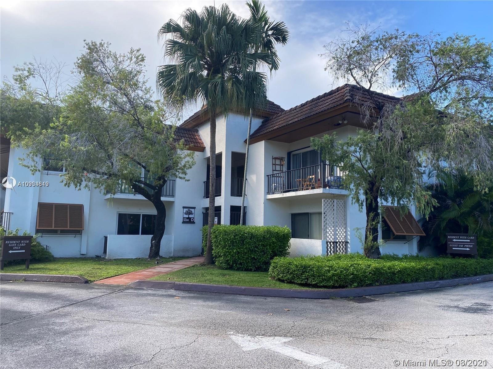 9304 SW 77th Ave #C1 For Sale A10934619, FL