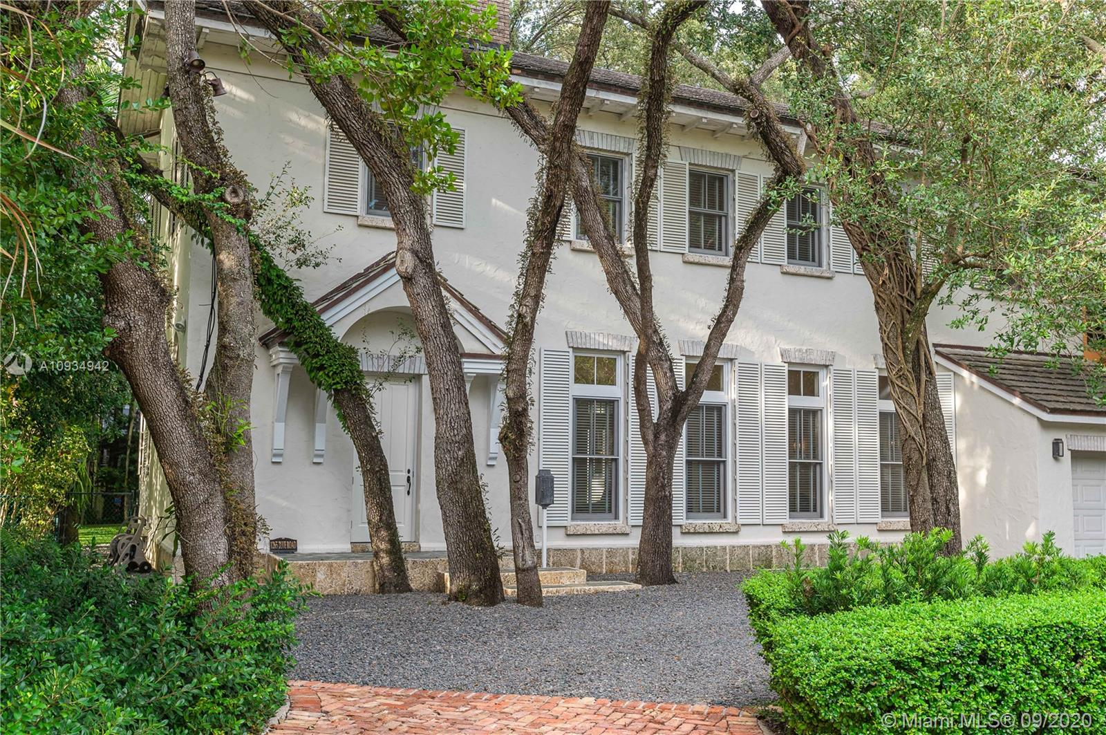 "An architectural masterpiece adjacent to Coral Gables' ""Pioneer Village"".