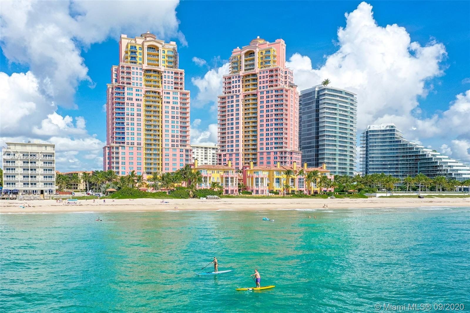 2110 N Ocean Blvd #14E For Sale A10933901, FL