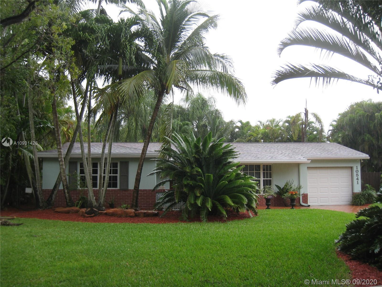 10541 SW 108th St  For Sale A10931426, FL