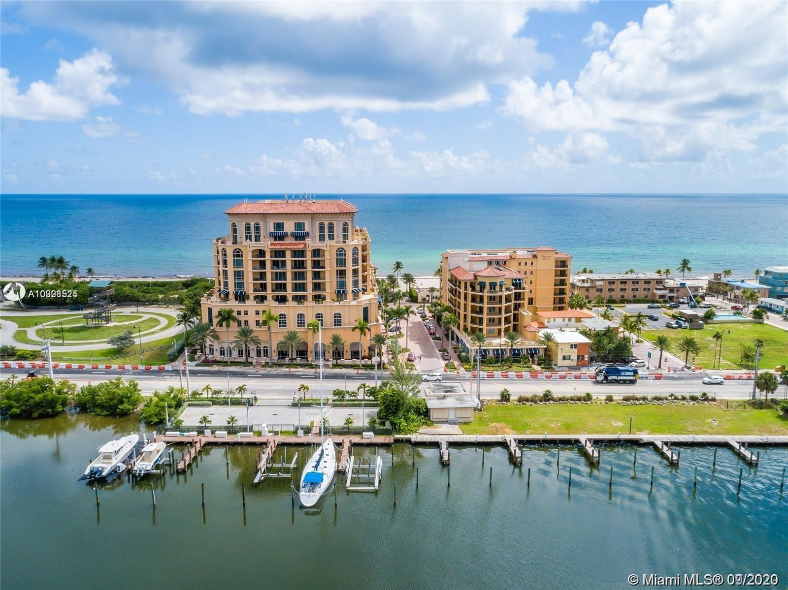 3501 N Ocean Dr #PH6 For Sale A10928515, FL