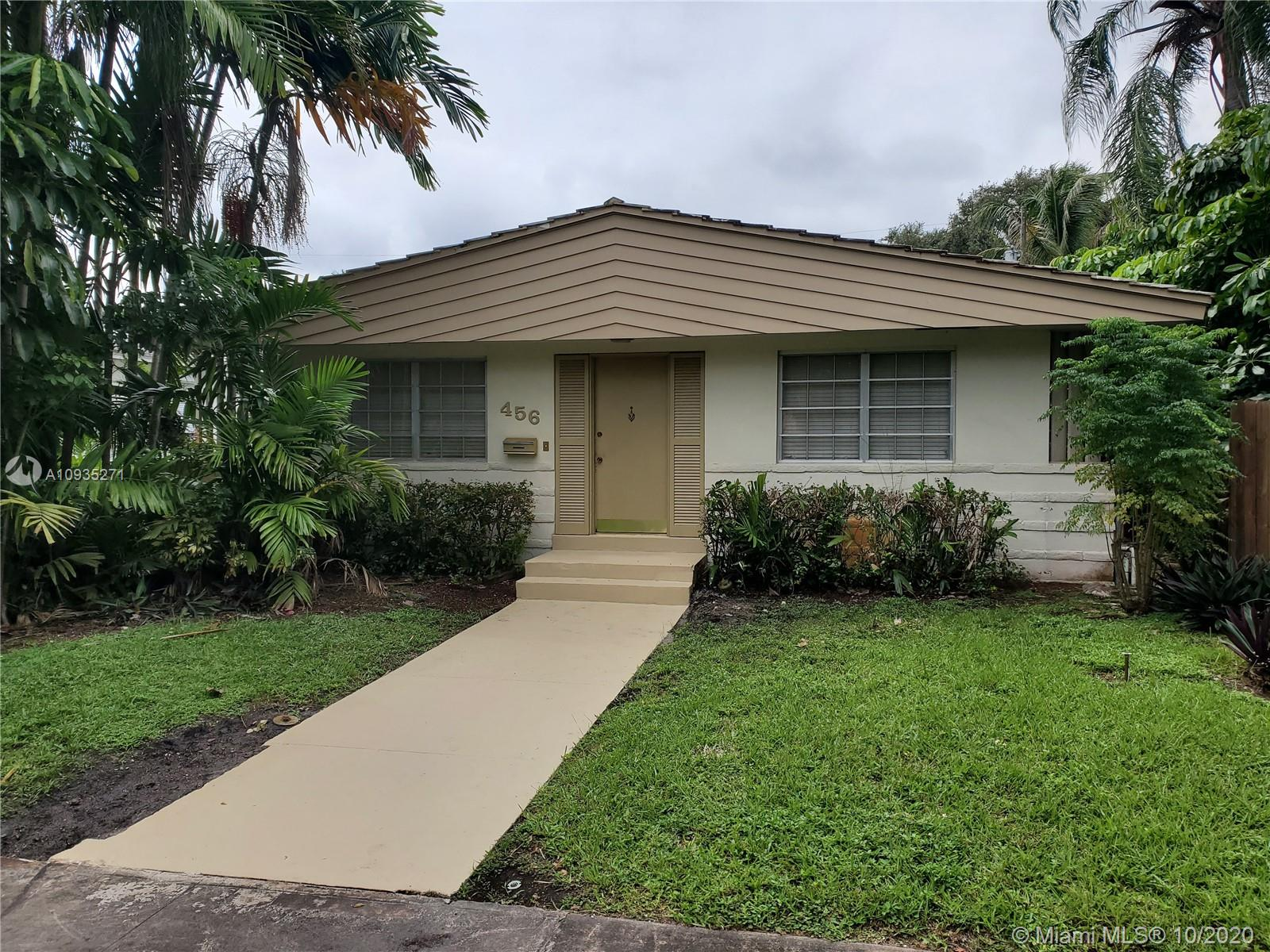 456 NE 101st St  For Sale A10935271, FL
