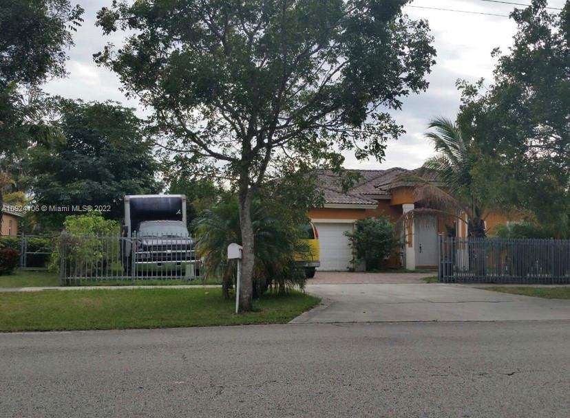 Wonderful 4-2 home on over a quarter of an acre in the quiet & peaceful town of homestead FL. Lowest priced home in the entire zip code. Hurry, won't last! Must have a DU or POF to schedule showing.