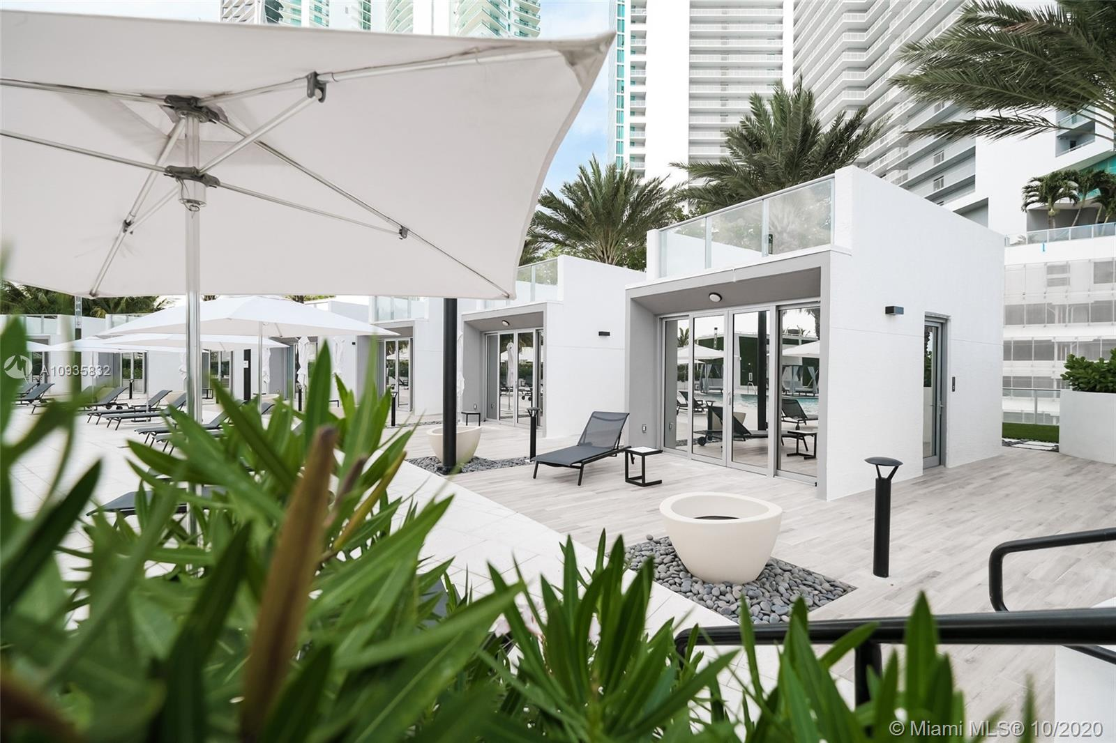 851 NE 1st Ave #Cabana #07 For Sale A10935832, FL