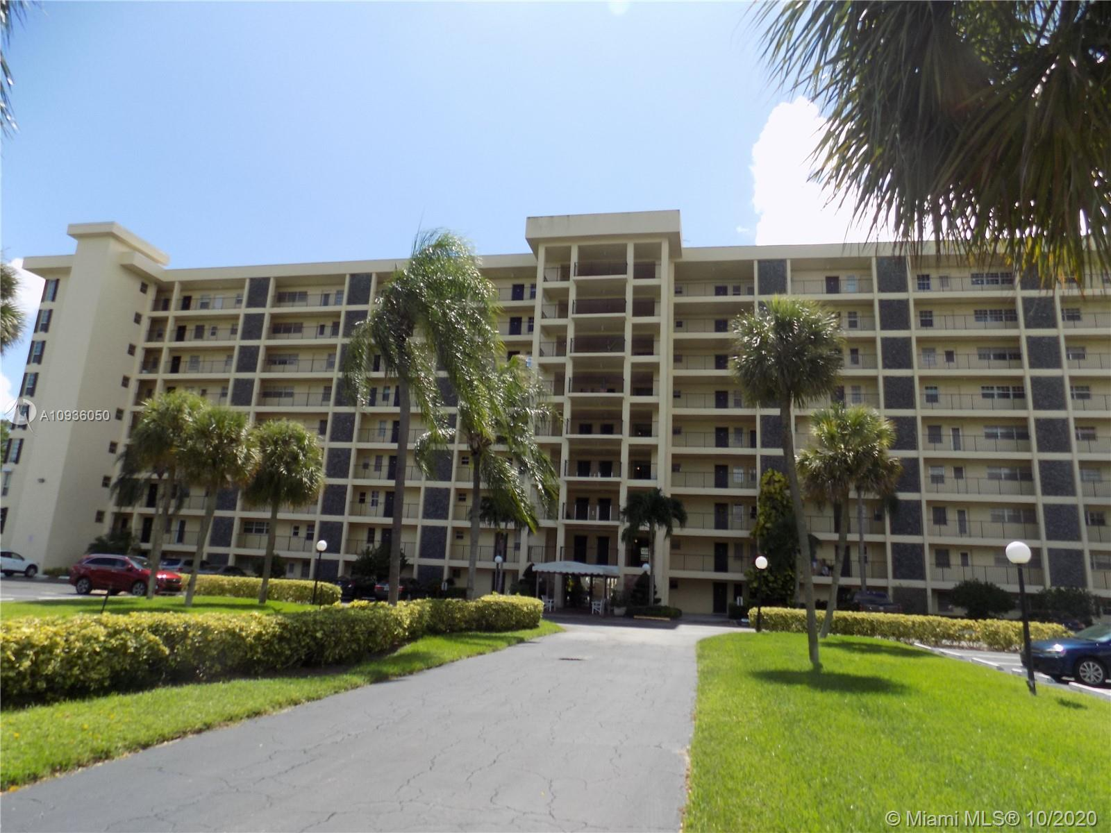 Great remodeled corner unit apartment in palm Aire Country Club with panoramic golf view. Remodeled open kitchen with wood cabinets, granite counter tops, remolded bathrooms, glass enclosed balcony for extra space under air, nicely decorated. Condo requires 10% down and one year upfront of maintenance held by the association for the first 3 years of ownership. Near shops, restaurants, main highways and beaches.