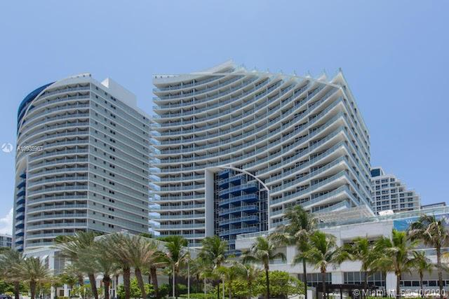 Our condo was fully renovated in 2017, along with the entire property, part of a $55 Million renovation of the W Fort Lauderdale.  The condo features 2 en-suites with 1,381 square fees inside, along with 250 square feet on 3 private balconies.  Magnificent 9-foot floor-to-ceiling windows.  Views of the Atlantic from the 3 private balconies.  The unit will be sold as-is, completely turn-key.  Fully integrated kitchen with Italian-designed cabinetry.  Polished designer stone countertops.  High-end appliances, including stacked washer and dryer in the master bedroom closet.  Access to two pools at the W, as well as the hot tub and fitness center.  The residential tower has on-site property management and this unit has one parking spot available.