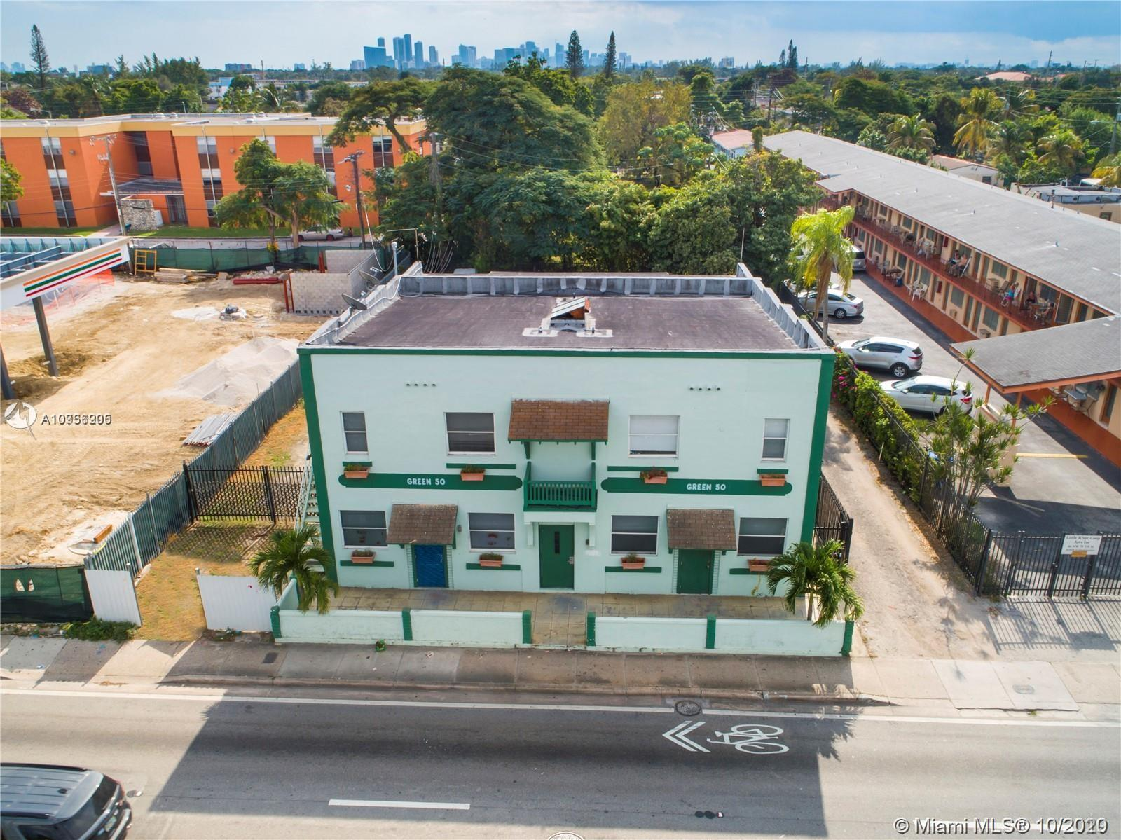50 NW 79th St #3 For Sale A10936205, FL