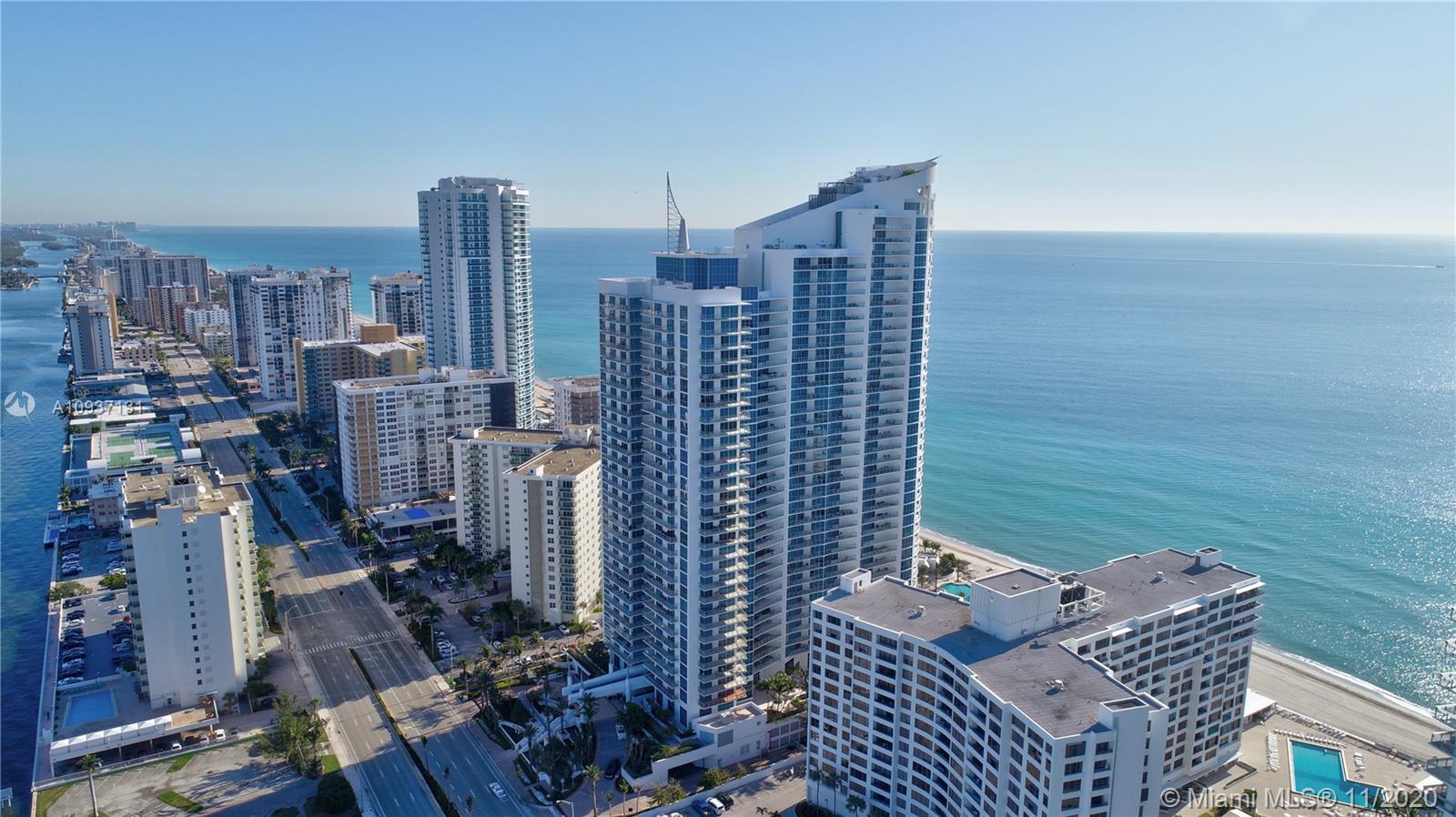 3101 S Ocean Drive #3408 For Sale A10937131, FL