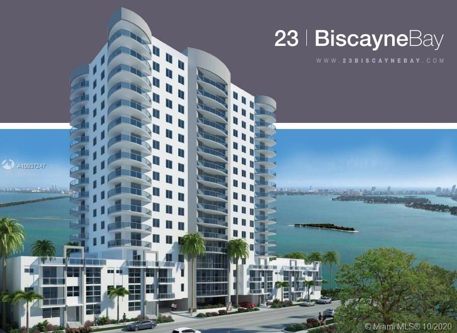 Great opportunity to own a very nice apartment in the heart of Edgewater. 1 Bed / 1 Bath with 1 space parking. 23 Biscayne Bay Condo offers modern style pool with expansive deck, patio, gym, and much more; at a very convenient location.