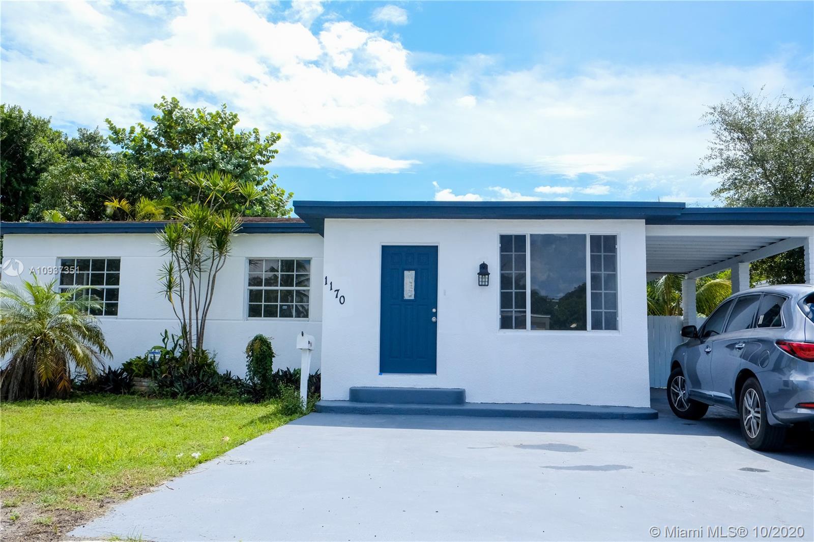 1170 NE 135th St  For Sale A10937351, FL