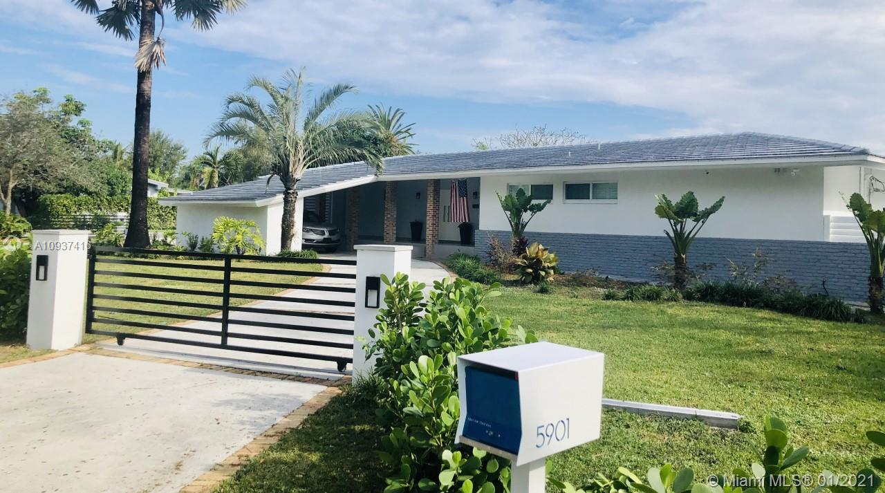 5901 SW 72nd Ave  For Sale A10937416, FL