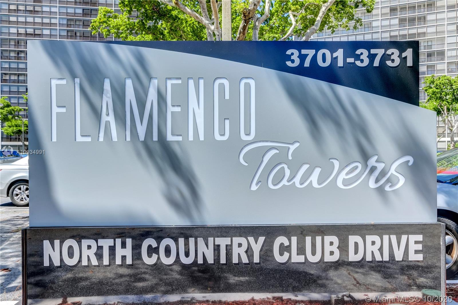 3701 N Country Club DR #2208 For Sale A10934991, FL