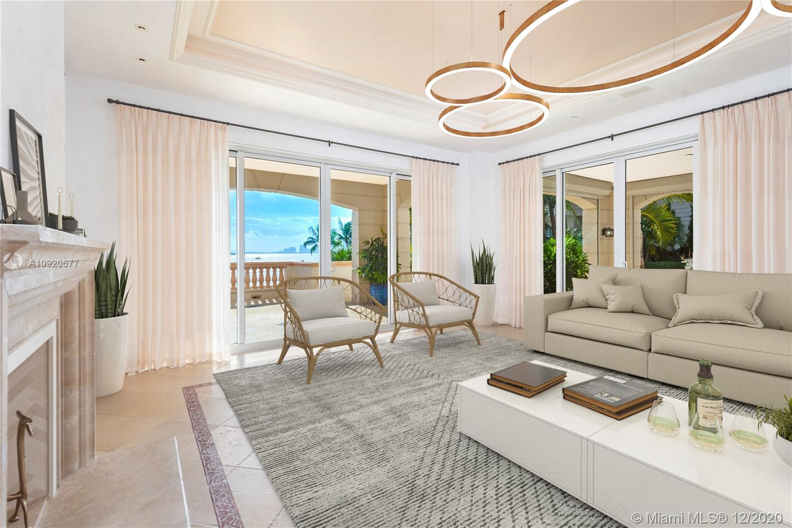 5113  Fisher Island Dr #5113 For Sale A10920677, FL