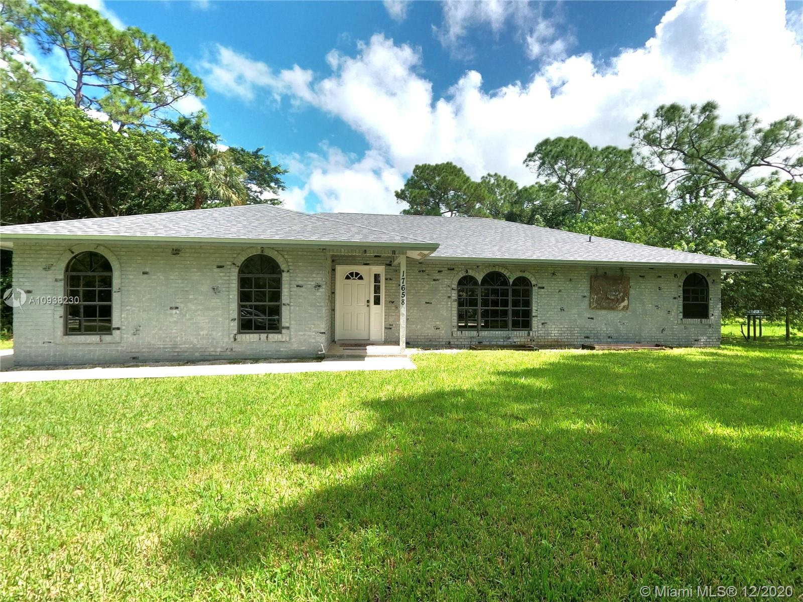 17658 N 126th Ter N  For Sale A10938230, FL