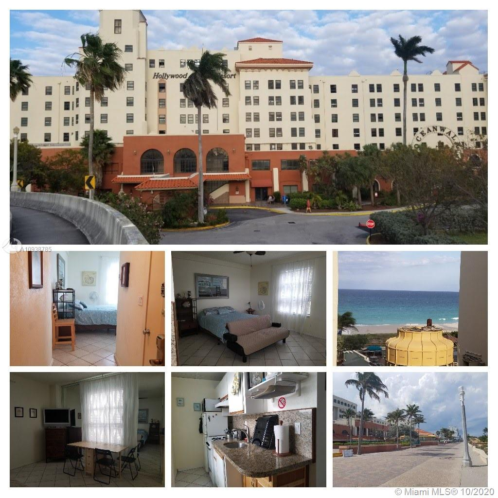 101 N Ocean Dr #517 For Sale A10938785, FL
