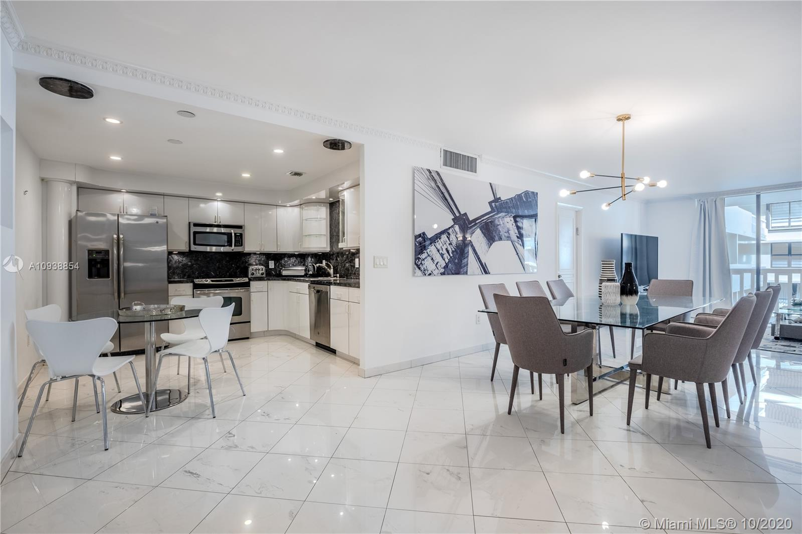 9801  Collins Ave #8T For Sale A10938854, FL