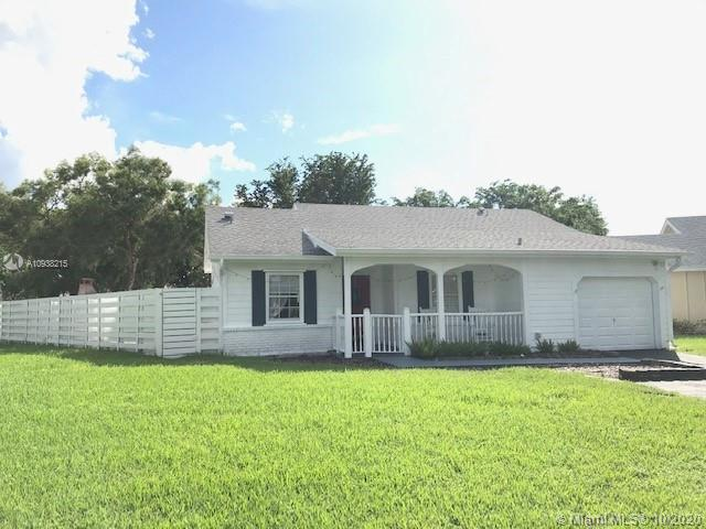 14618 SW 142nd Ct  For Sale A10938215, FL
