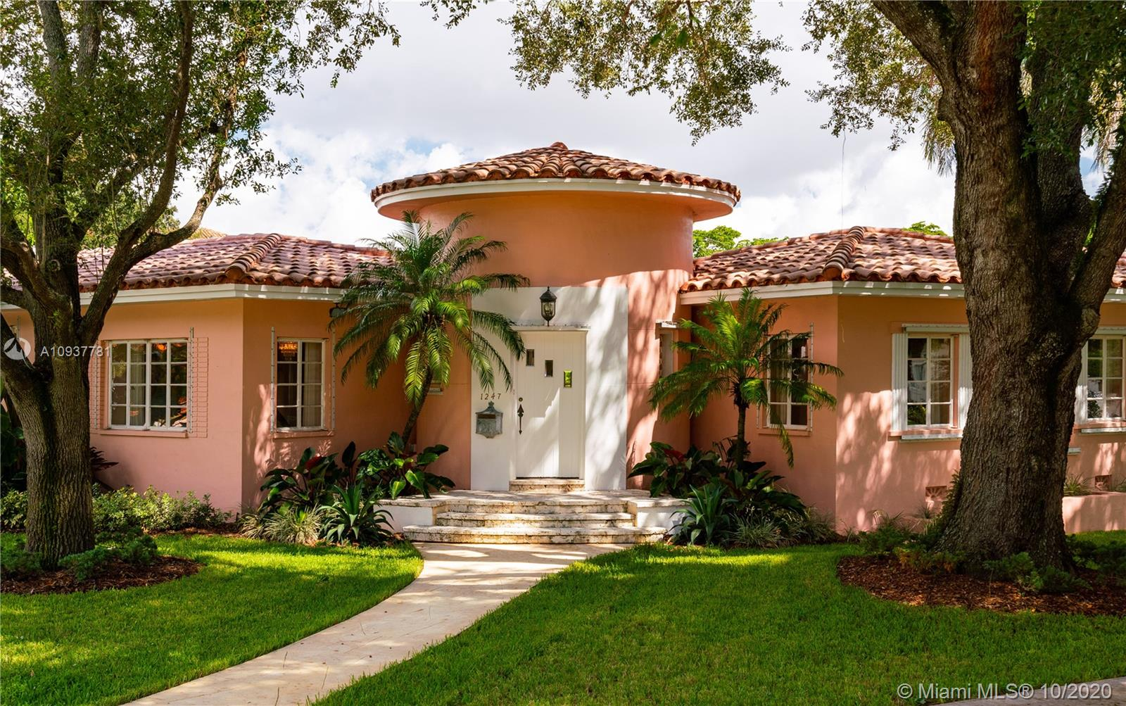 1247  Anastasia Ave  For Sale A10937781, FL