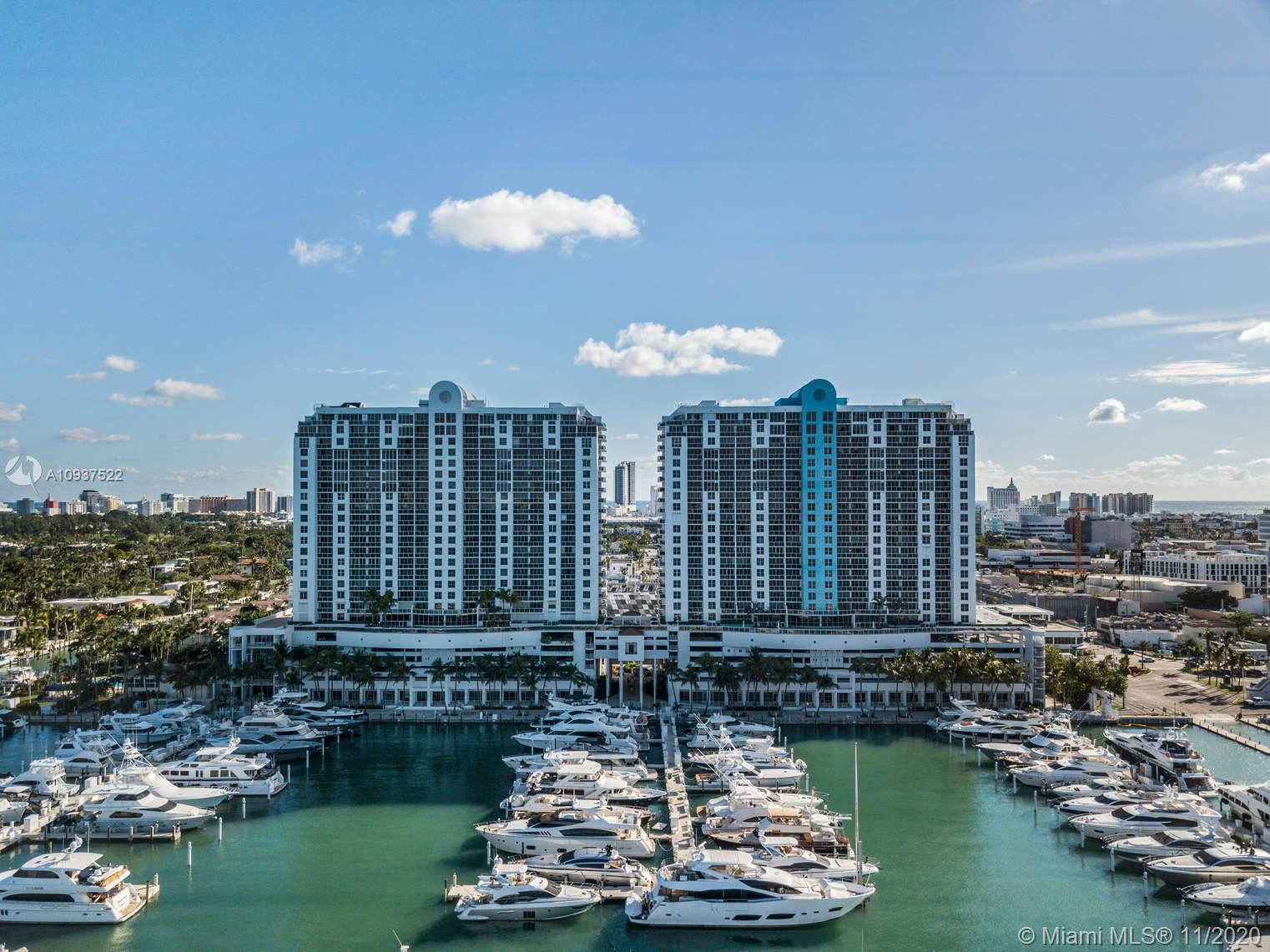 1800  Sunset Harbour Dr #1615 For Sale A10937522, FL