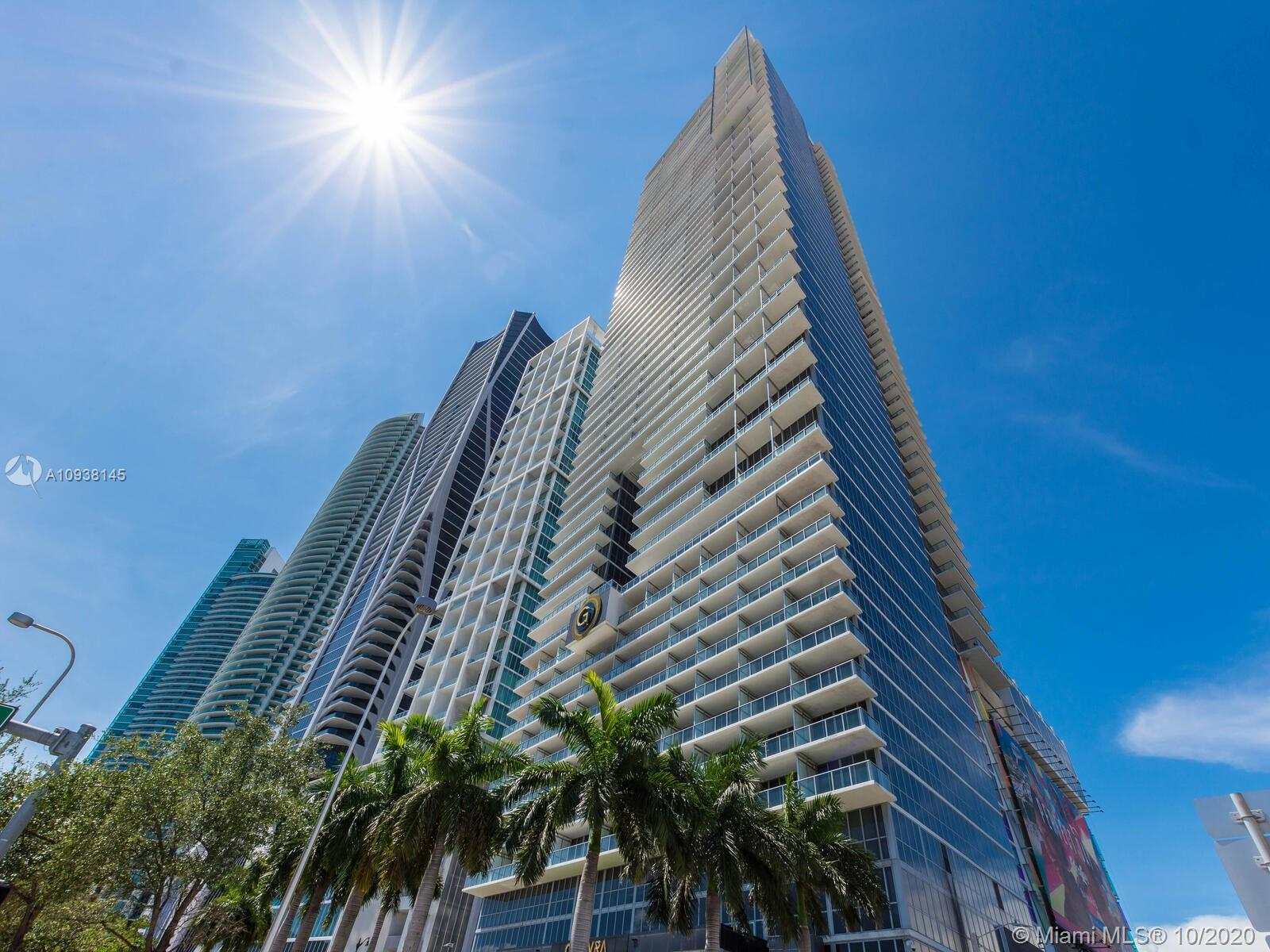 1100 E Biscayne Blvd #3004 For Sale A10938145, FL