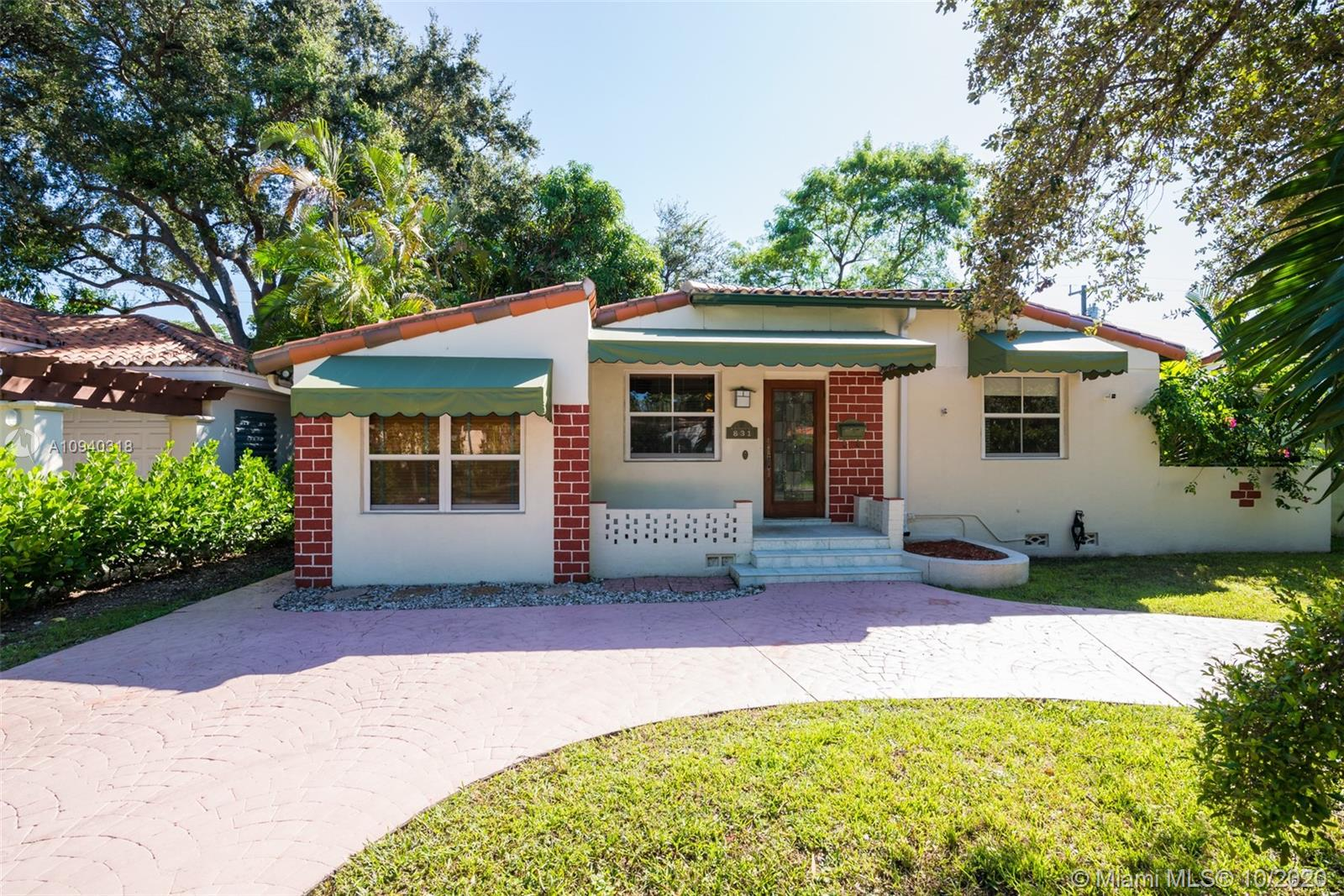 831  Monterey St  For Sale A10940318, FL