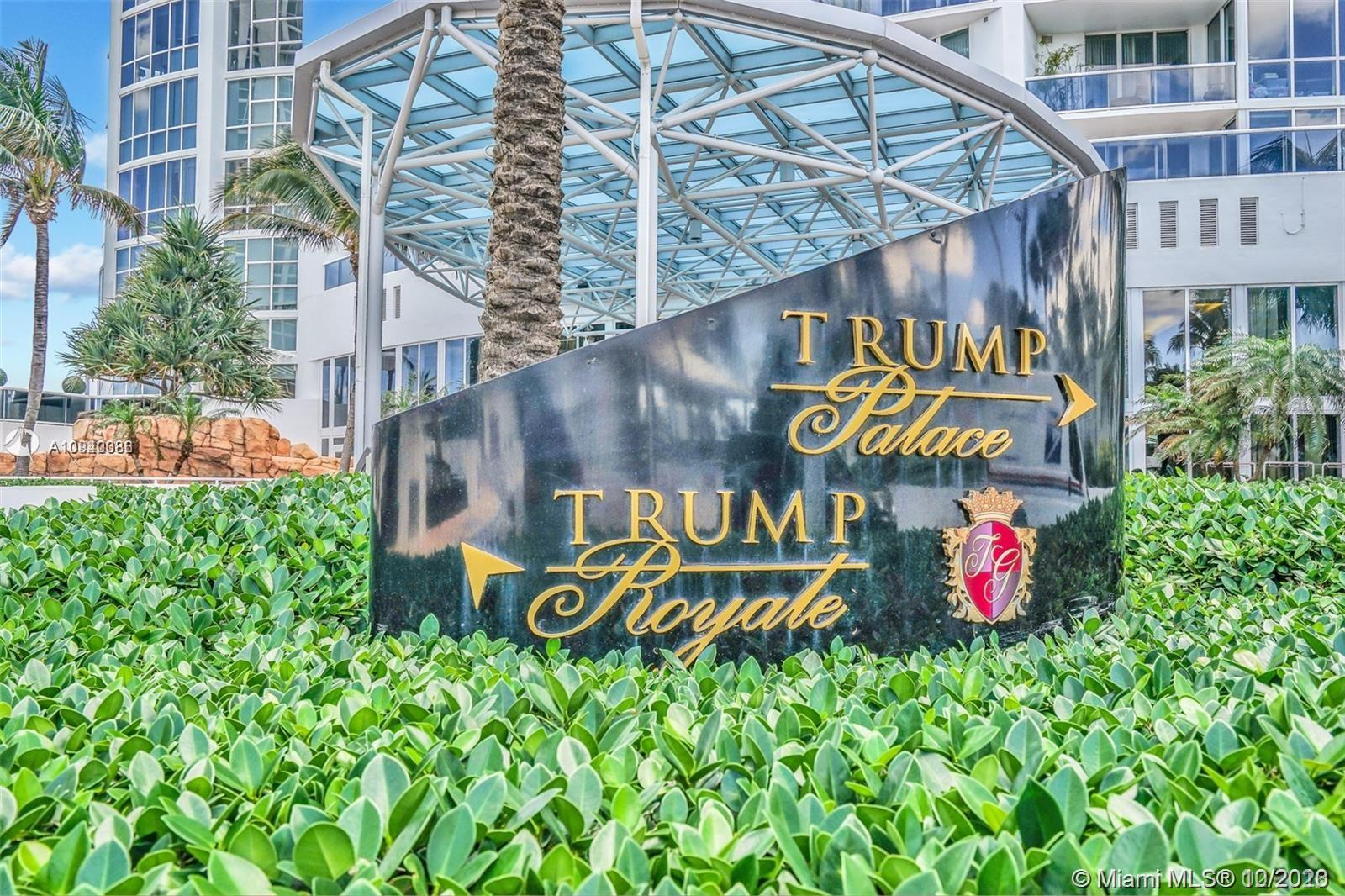 18101  Collins Ave #5503 For Sale A10940386, FL
