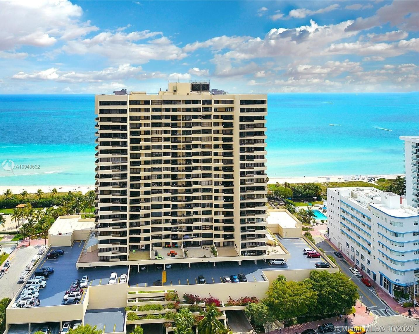 2555  Collins Ave #1505 For Sale A10940532, FL