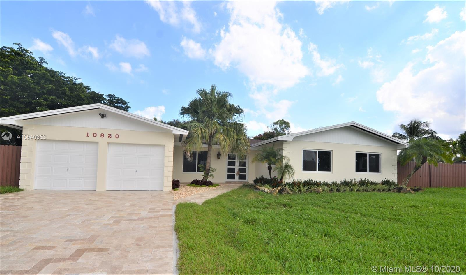 10820 SW 126th St #10820 For Sale A10940953, FL