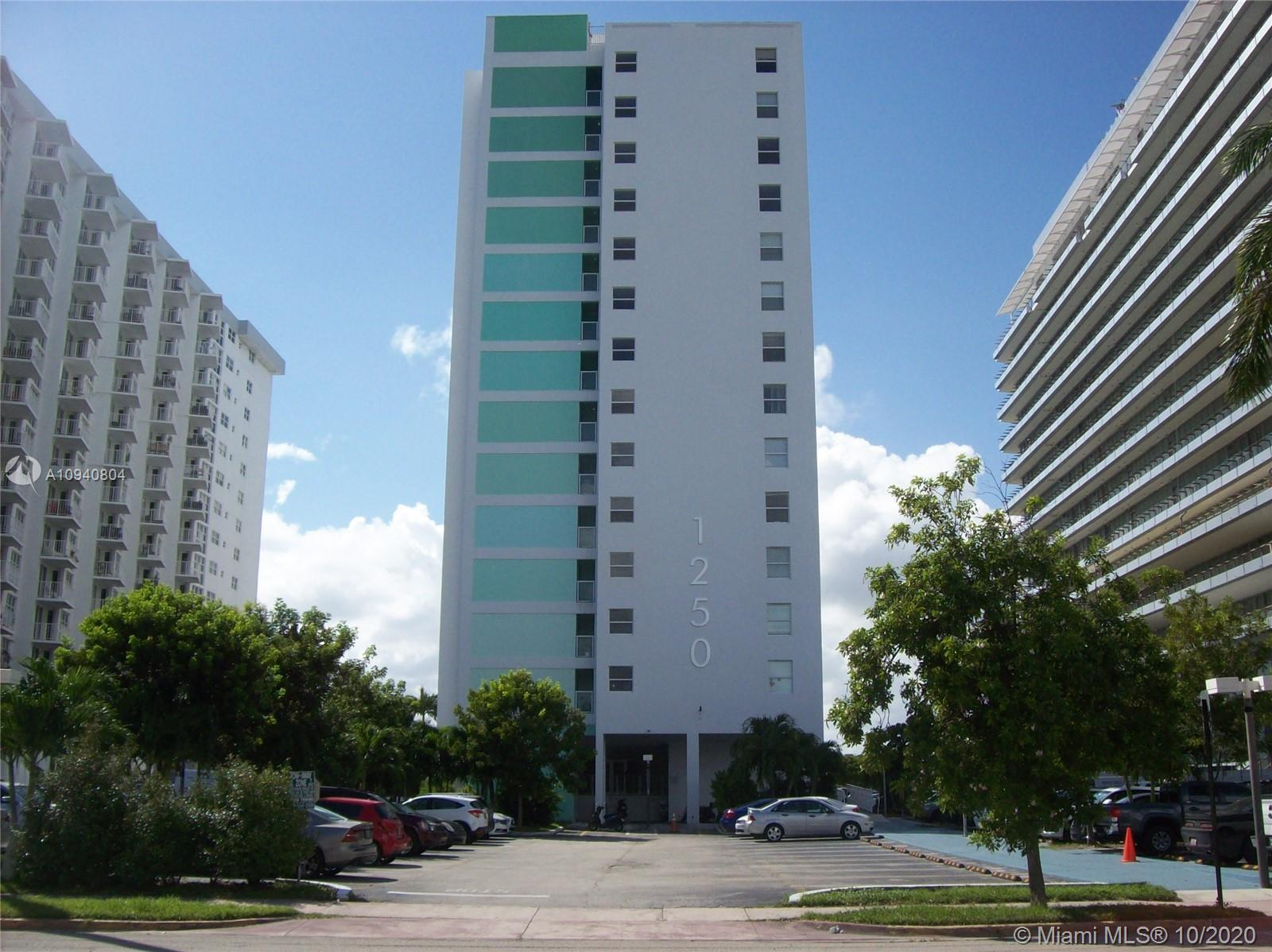 1250  West Ave #9I For Sale A10940804, FL