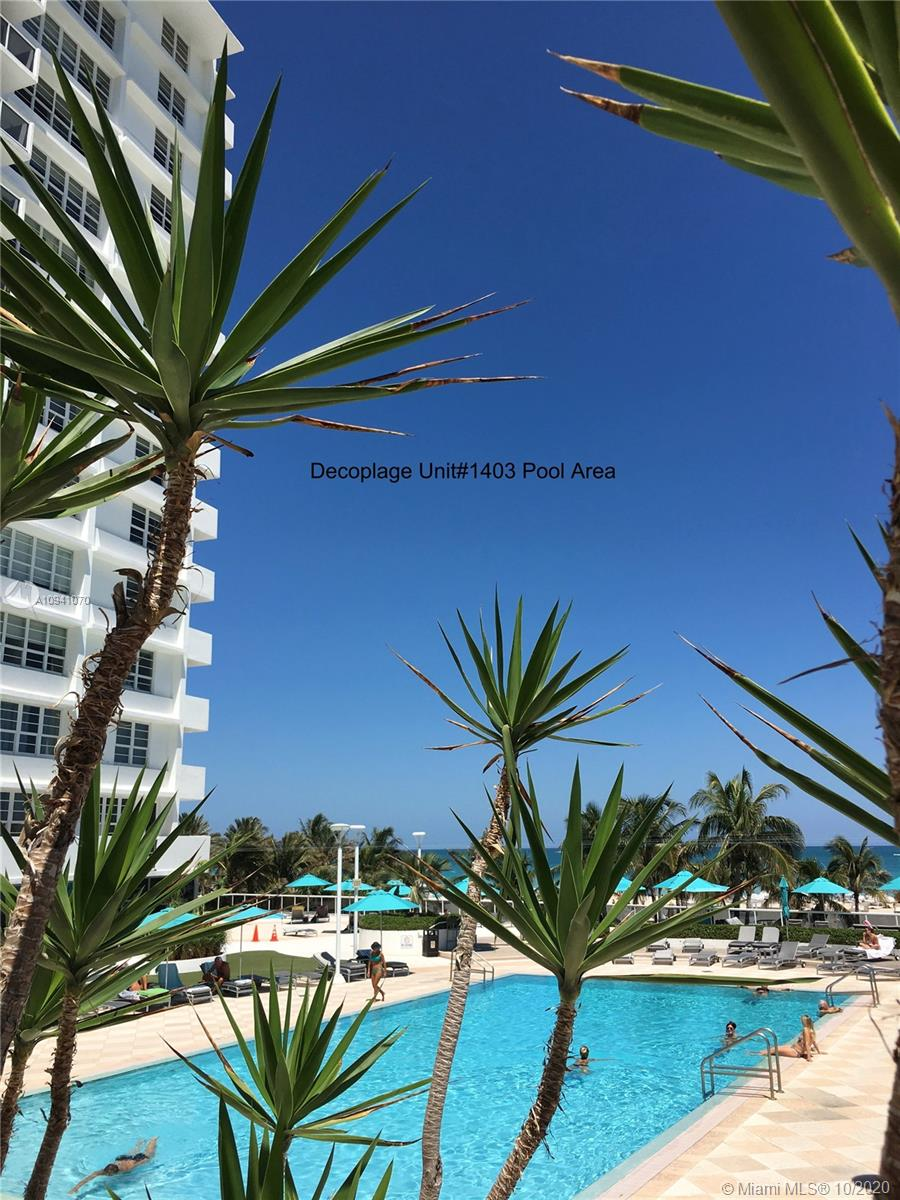 100  Lincoln Rd #1403 For Sale A10941070, FL