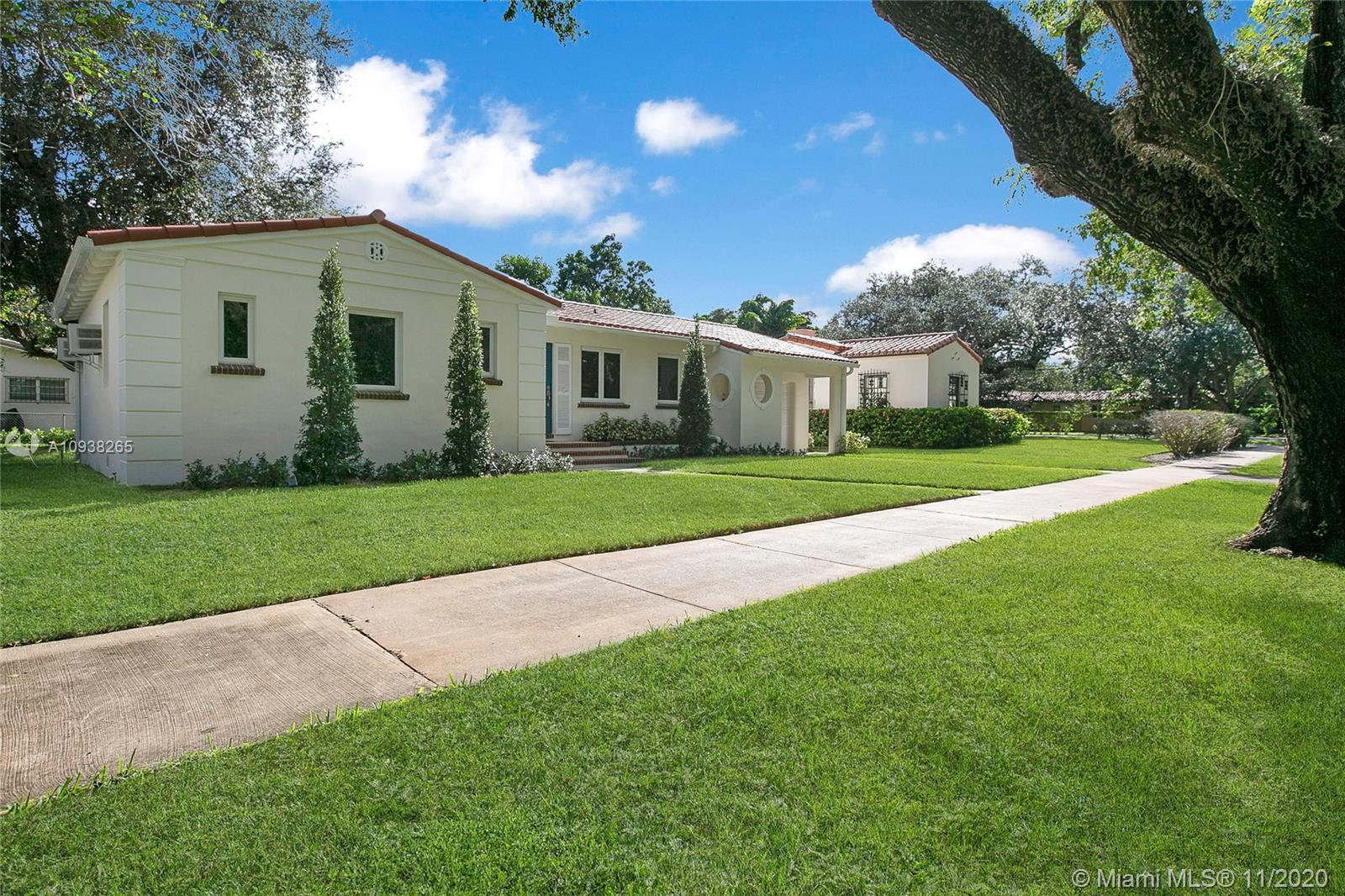 750  Malaga Ave  For Sale A10938265, FL
