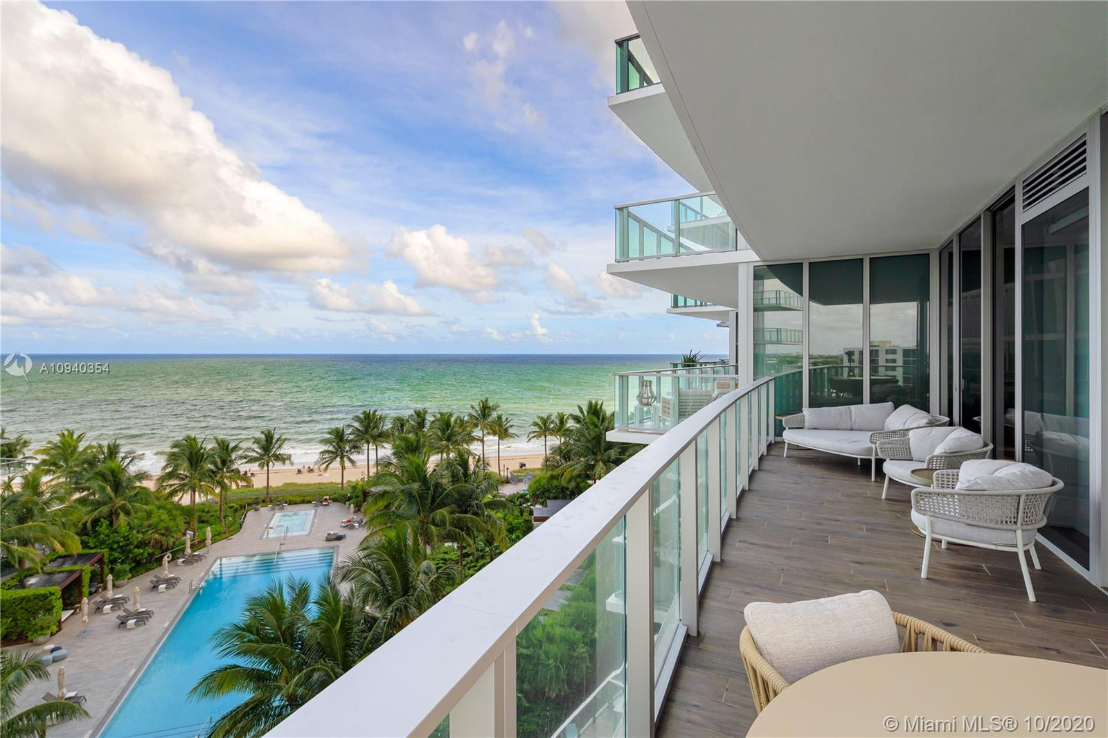 2200 N Ocean Blvd #S606 For Sale A10940354, FL
