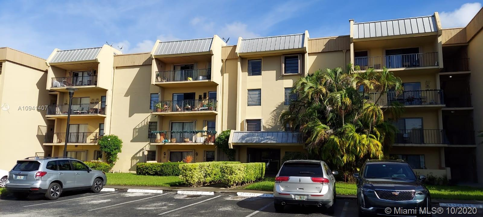 10431 N Kendall Dr #D208 For Sale A10941407, FL
