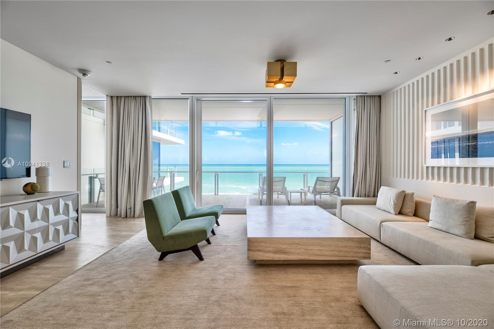 9111  Collins Ave #N-613 For Sale A10941338, FL