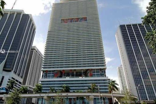 Downtown Miami 2-Bedroom 2 bath with Den Condominium on the 22nd floor of the prestigious and elegant  50 Biscayne Condos. This Urban Oasis designed by Sieger Suarez. The beautiful condominium provides luxurious amenities and stunning water views. The building features a 3-stroy lobby, 2-level club room with a kitchen, billiards, 10th floor infinity pool with cabanas and day beds, 2-level fitness and spa center with bay views, mediation and pilates room. That's not all, residential guest receive 24-hour valet and concierge service plus assigned parking. This condo has wood floors, ceiling windows that over look water and located across from Bayfront park. Condominium is for SALE, but also RENT.