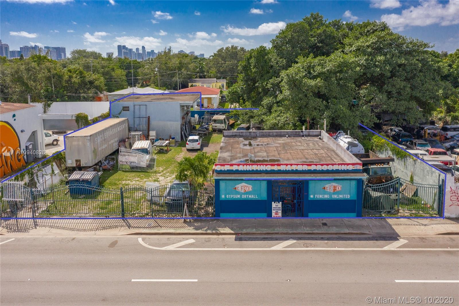554 NW 54th St  For Sale A10940826, FL