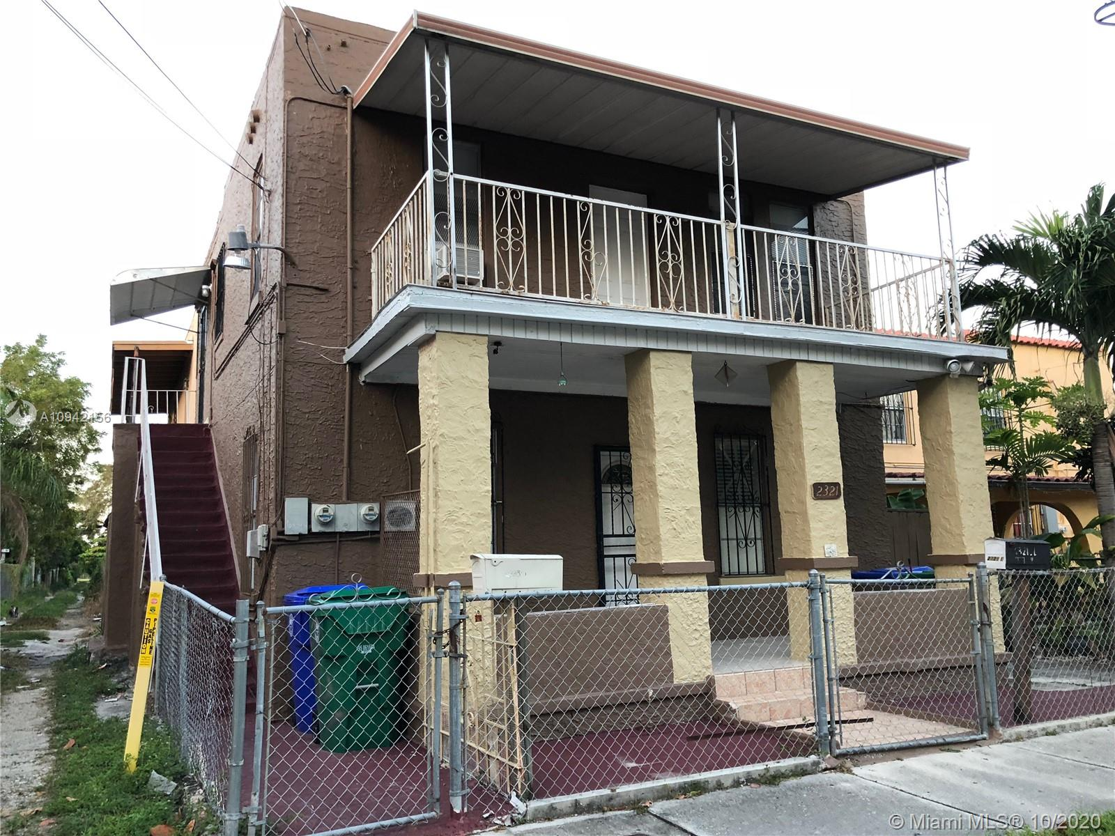 2321 NW 26th St  For Sale A10942156, FL