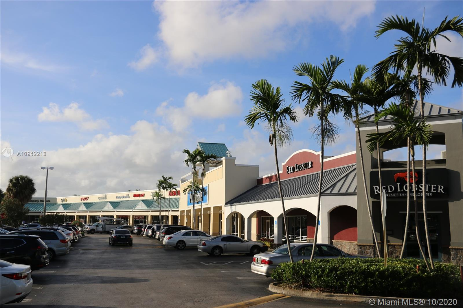 • 1,600 sq ft available, former hair salon • 9,268 sq ft available • Directly across from the upscale Falls Mall, anchored by Fresh Market, Apple and Shake Shack • Abundant parking • Join the following tenants: TJ-Maxx, Sprint, Sally Beauty Supply and Crafty Crab • Located in the mature and affluent Pinecrest Florida community • Monument Signage available fronting both US-1 and S.W. 136th St.