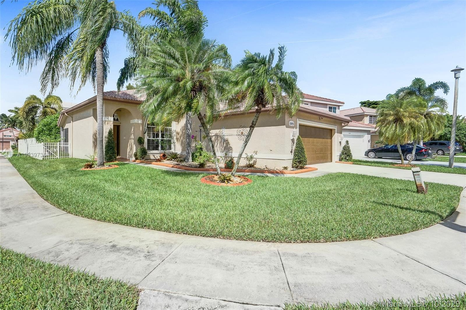 18093 SW 13th St  For Sale A10939736, FL