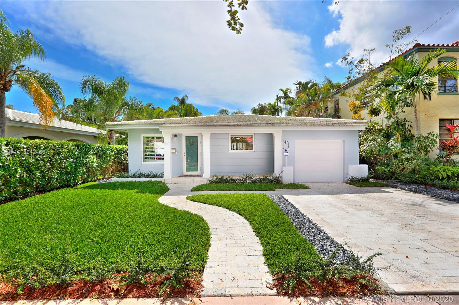 510  Palermo Ave  For Sale A10942466, FL
