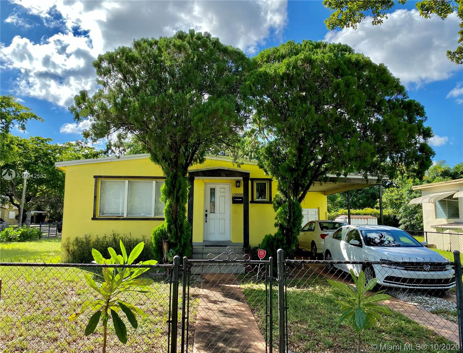 12000 NW 10th Ave  For Sale A10942583, FL