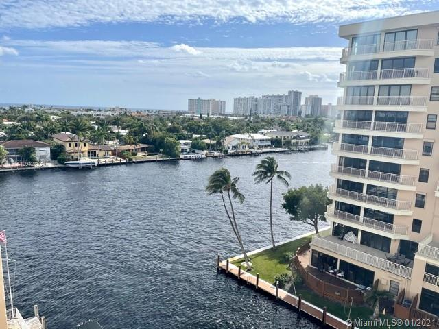Great location, great opportunity!!! Bright and spacious 2 bedroom and 2 bath corner unit with amazing intracoastal views and enclosed balcony, great for entertaining. Beautiful modern kitchen and tile floors throughout. Great amenities! Enjoy heated pool and pool deck directly on intracoastal. Located directly on intracostal waterway close to beach, restaurants and shopping. Very desirable location! This won't last on market, priced to sell.