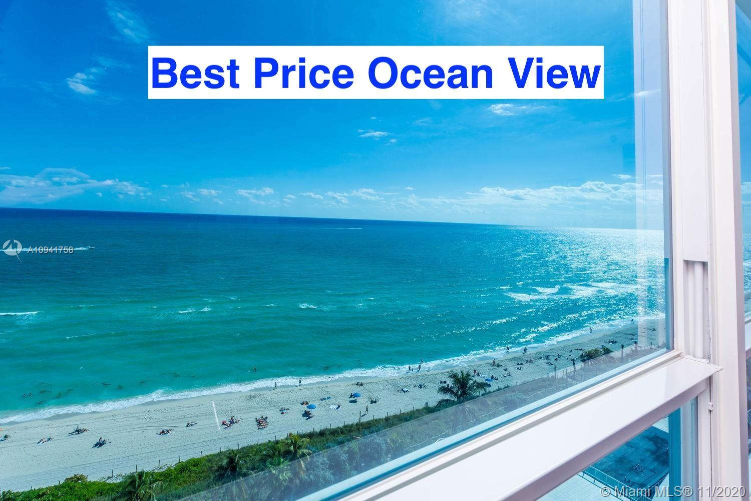 5445  Collins Ave #1434 For Sale A10941758, FL
