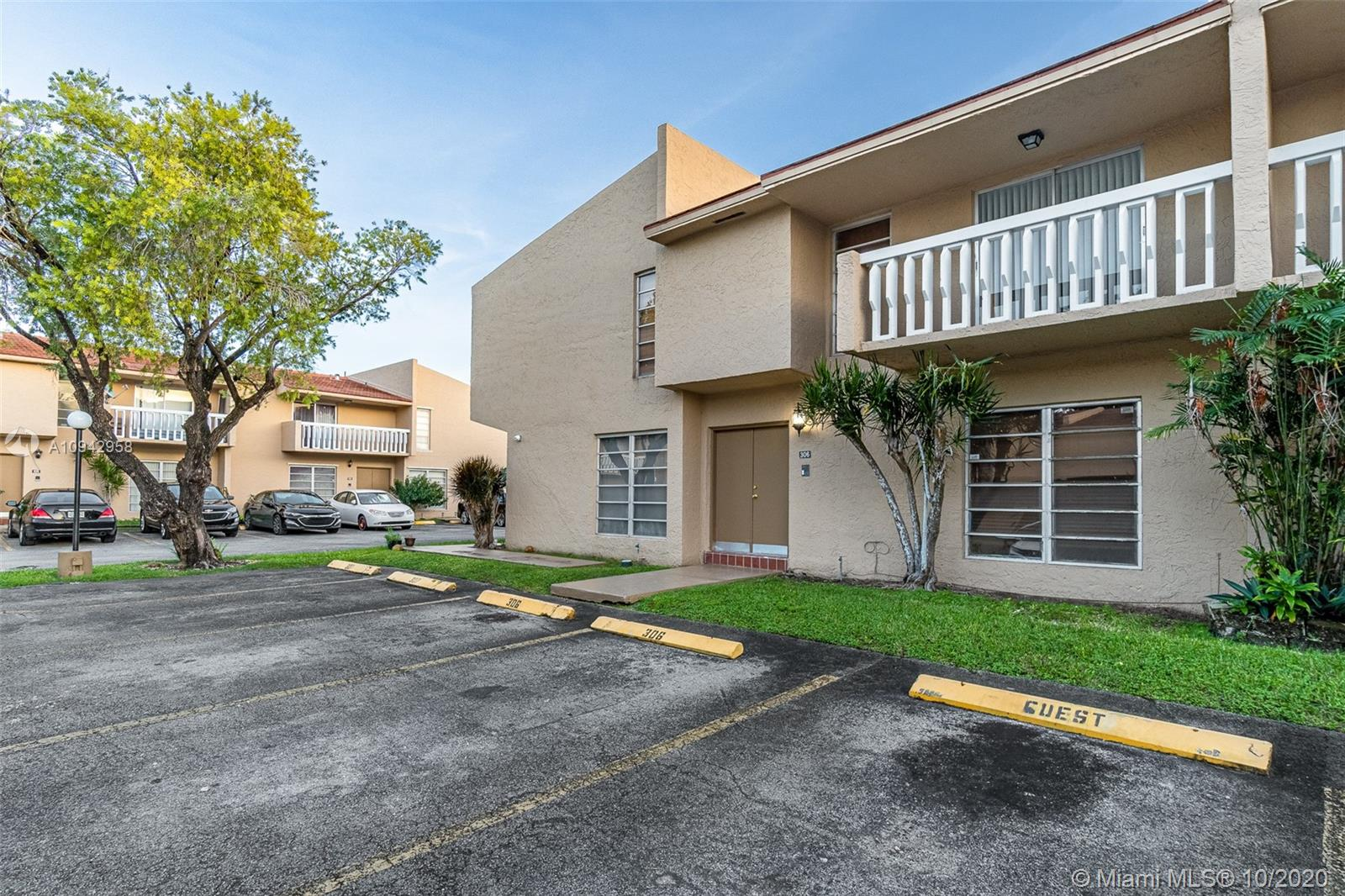 9430 SW 170th St #306 For Sale A10942958, FL