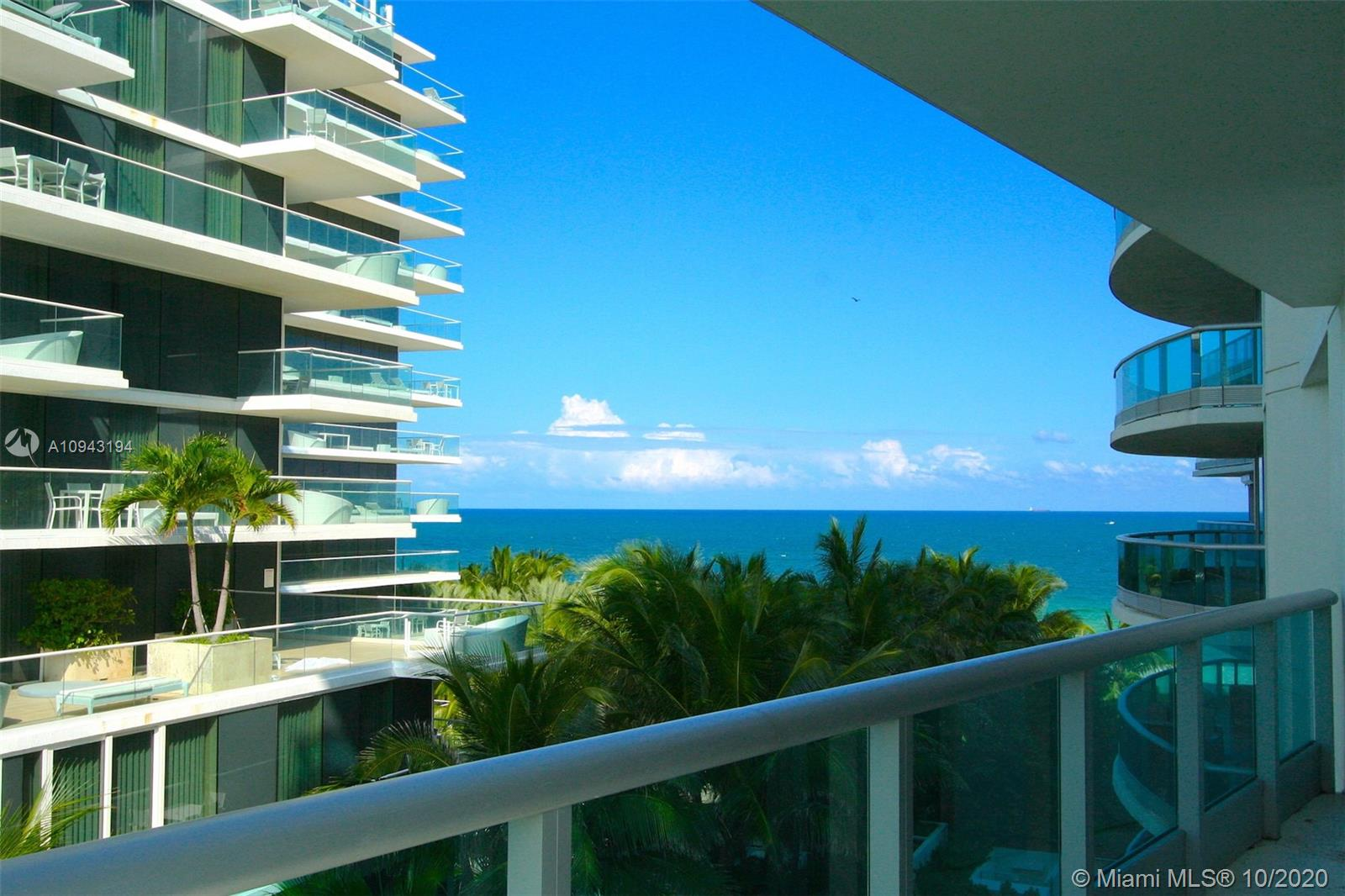 9401  Collins Ave #603 For Sale A10943194, FL