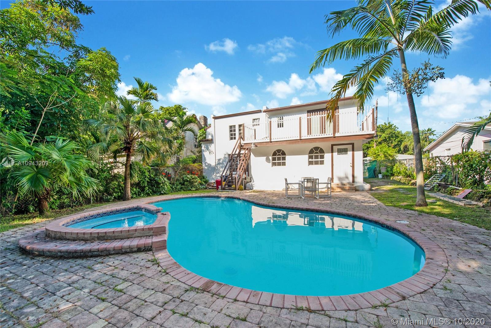 Completely renovated 4Bed/3Bath+pool in South Miami. This home features a brand new kitchen with gas range, NEW ROOF, new bathrooms including master, 2 new A/C units. Additionally, this master piece provides an open floorplan with comfortably living space, large bedrooms, large walking master closet, sparkling pool, and a terrace adjacent to the master bedroom. Centrally located. Call or text Listing agent.