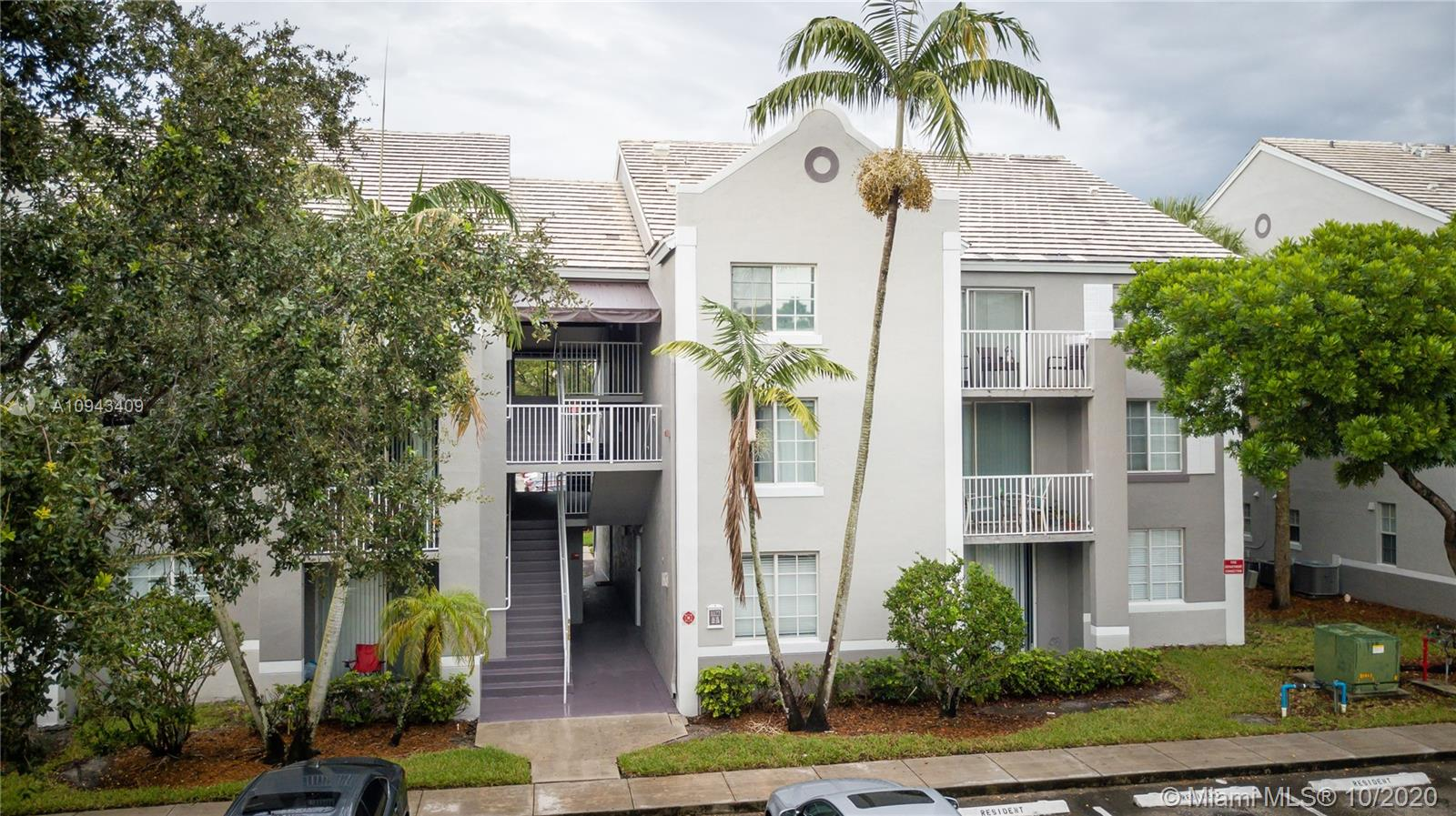 11177 SW 8th St #107 For Sale A10943409, FL