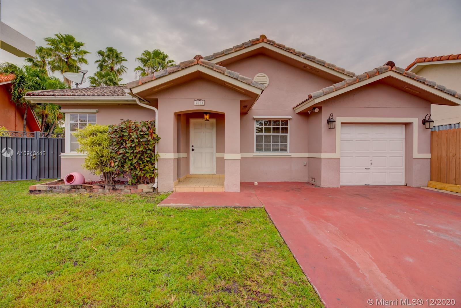 7631 SW 157th Ct  For Sale A10943446, FL