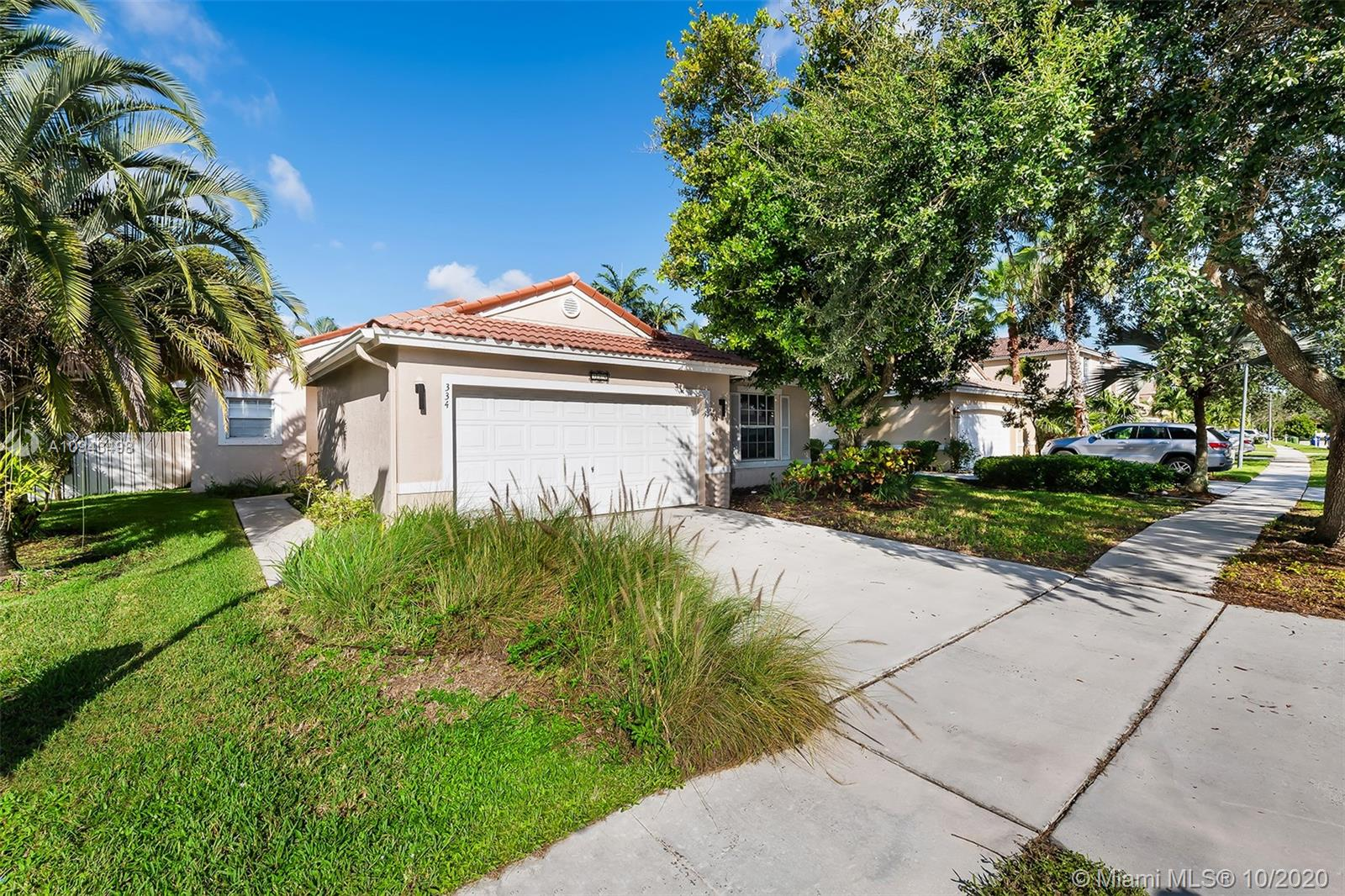334 SW 194th Ave  For Sale A10943498, FL