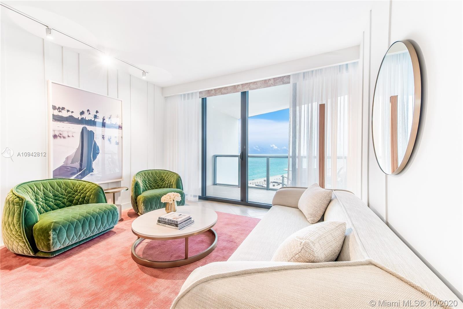 2201  Collins Ave #1726 For Sale A10942812, FL